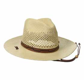 Stetson Airway Panama Straw Hat - Image Of Hat ccc644b2e69d